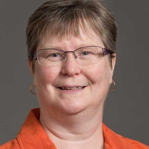 Karen Valley - Minister for the Office of Vocation, Québec and East Ontario