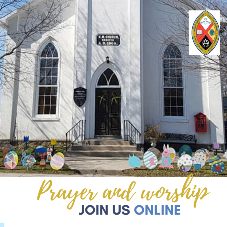 Join a faith community (or several) in online worship