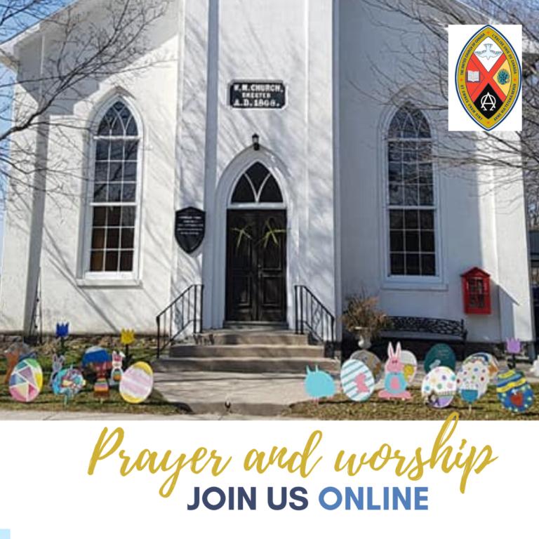 Prayer & Worship – Find an Online Service